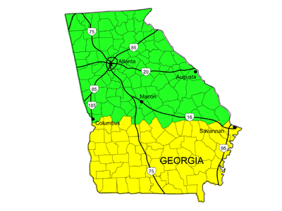 Locate Offenders in Warner Robins, Georgia on government map, community map, voter map, the world's end map, incident map, target map, death map,
